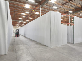 Custom Office/Warehouse Space