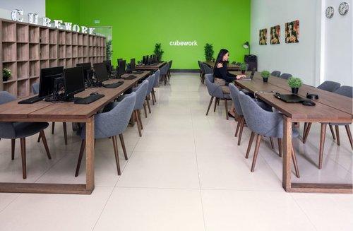 Custom Office/Warehouse Space
