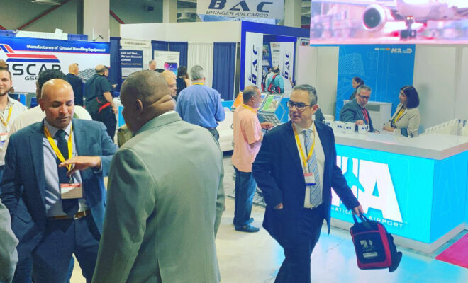 Air Cargo Americas 2019 Show Floor