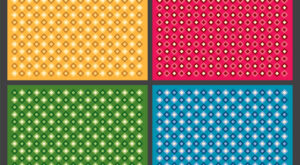 Free Vector Mat Square Pattern | EPS | JPG