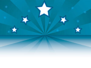 Free Vector Abstract Star Blue Background, EPS, JPG
