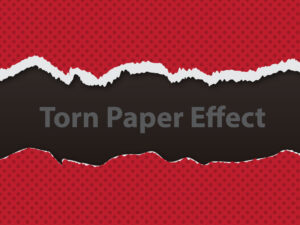 Tutorial: How to Create Torn or Ripped Paper Effect in Adobe Illustrator