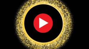 Best Way to Create Gold Glitter Circle Background Design in Adobe Illustrator