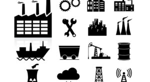 Free Download Vector Industry Icons Set | EPS | SVG | PNG | JPG