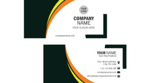 Free Vector Creative Business Card | EPS | JPG