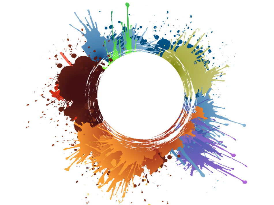 Free Watercolor Paint Splashes Background   Free Download   EPS   PSD   PNG  JPG