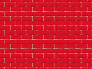 Free Vector Brick Red Colored Wall Background | EPS | JPG