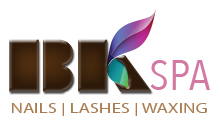 BK Nails Spa Logo