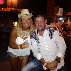 Mark and Trish Newell
