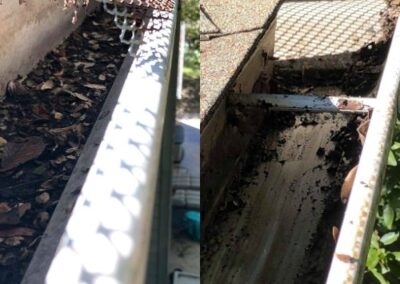 gutter cleaning professionals