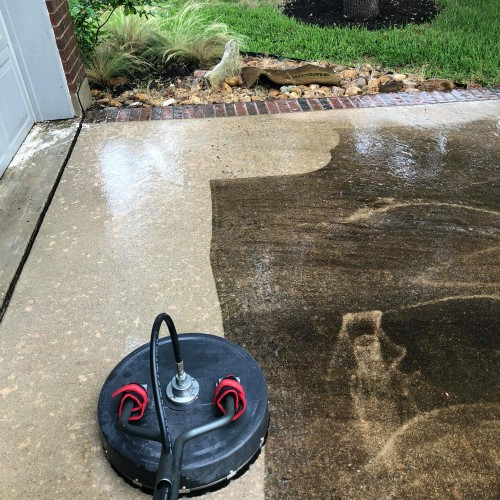 pressure washing professionals