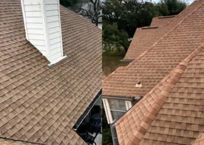 roof cleaning professionals