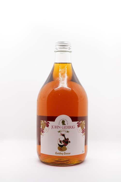 Fortified Wine Golden Goose Sherry 2lt Flagon