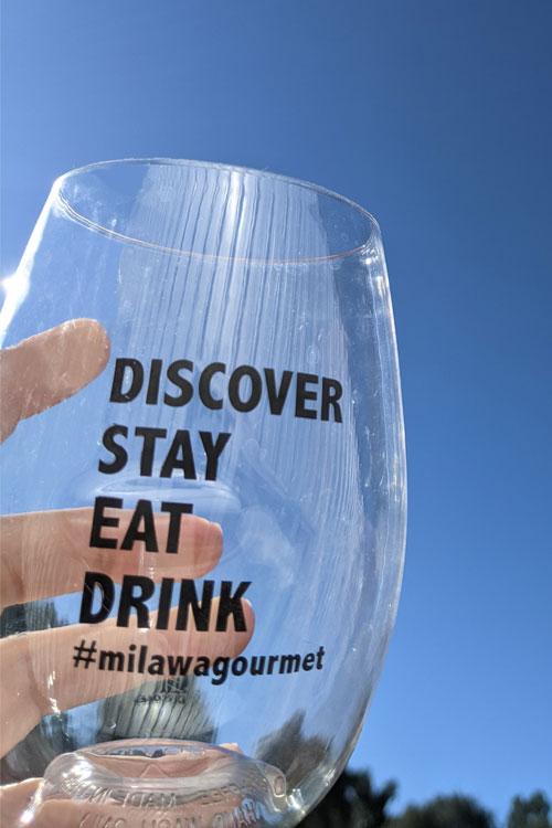 Milawa Gourmet Region Plastic Tumbler