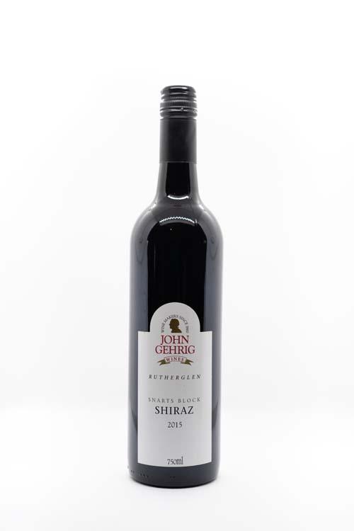 Red Wine 2017 Snarts Block Shiraz 750ml