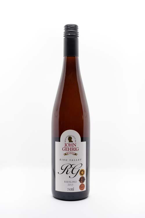 White Wine 2013 RG Riesling Bottle