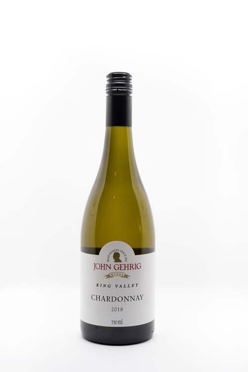 White-Wine-Chardonnay-2018 750ml Bottle