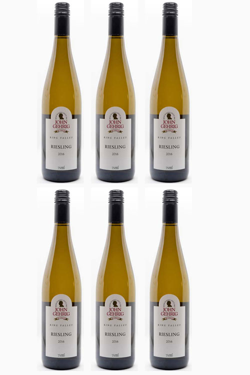 Riesling 6 Bottle Pack