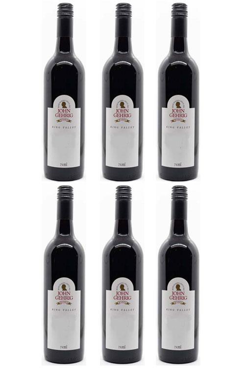Red Wine 6 Bottle Pack