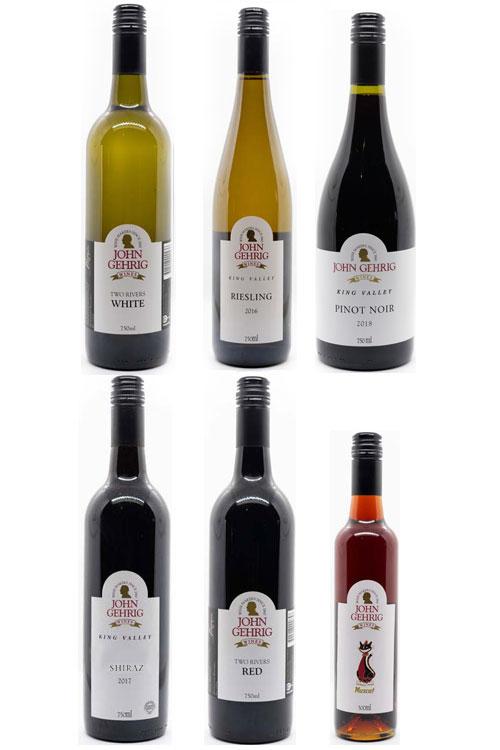 Spring Wine Pack 2021