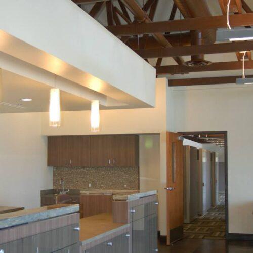 Interior View of Rural Enterprises Inc. Offices, Durant, OK