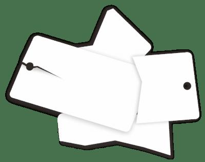 pvc card split