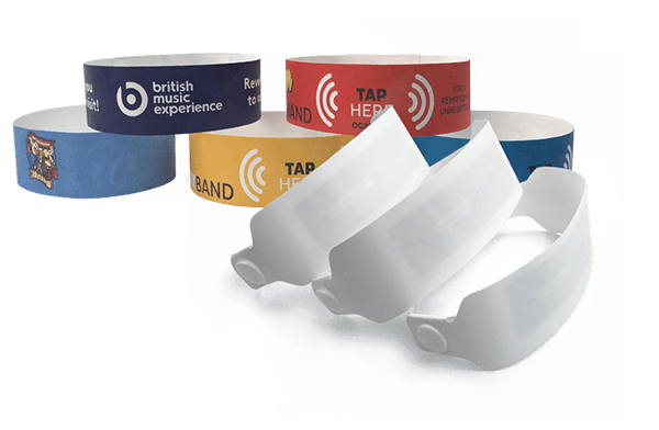 rfid synthetic wristband