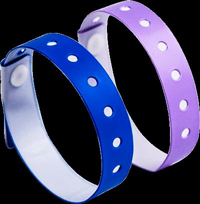 rfid vinyl wristband