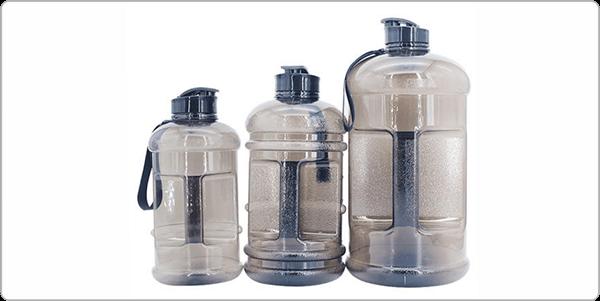 application of PETG -- petg water bottles