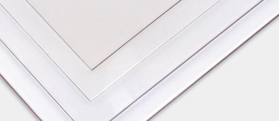 application of PETG -- sheets