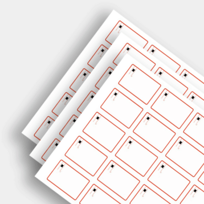 main picture of rfid inlay