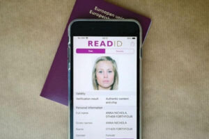 iphone used as e passport