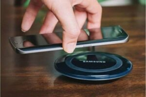 nfc used for wireless charging