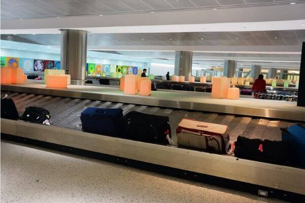 rfid used for luggage tracking in airports