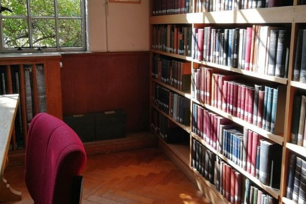 St. Annes college is using RFID in the library