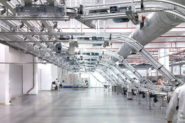 rfid used in automatic production