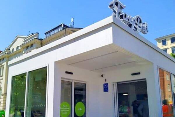 the first rfid self-service store in europe