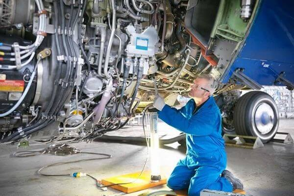 rfid tag used in aerospace