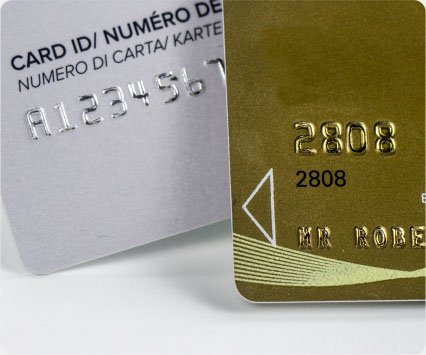 Embossing Number