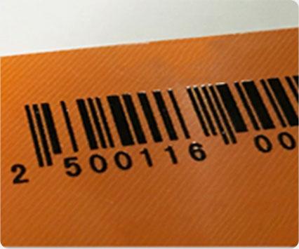 UV Barcode