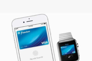 apple pay for iPhone and iWatch