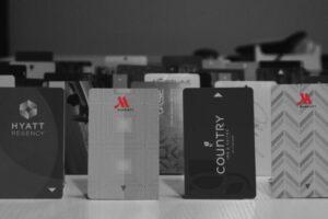 branded hotel key cards