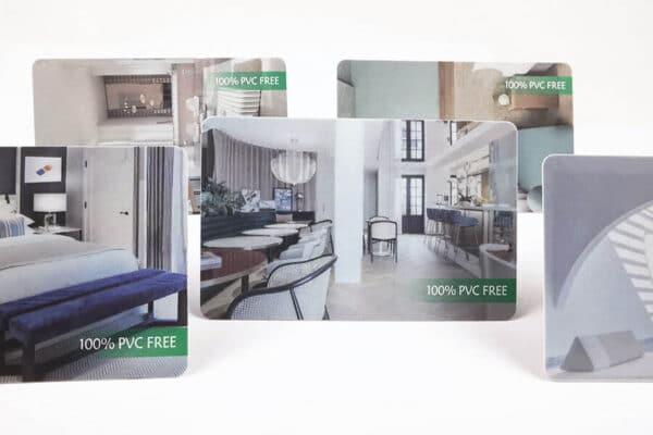 paper hotel card