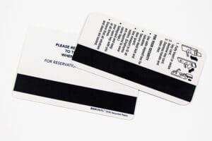 cr80 and cr50 magstrip key card