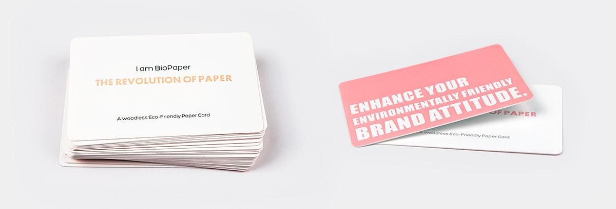 biopaper card main pic
