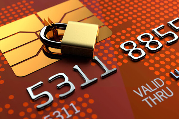 RFID bank card