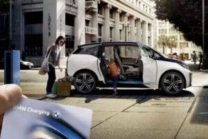 BMW RFID card
