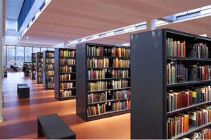 rfid led tag for library management