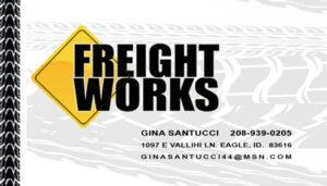 FreightWork Business Card