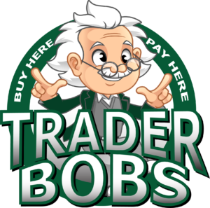 Trader Bob's Auto Logo Design